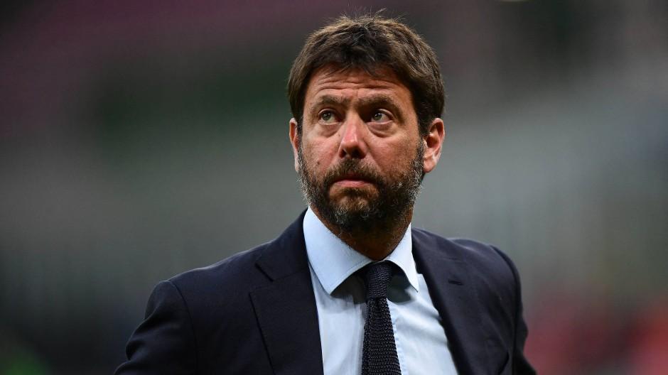 """Andrea Agnelli, Boss von Juventus Turin, wirbt umgehend wieder für die neue Liga: """"Das beste Fußballspektakel aller Zeiten."""""""