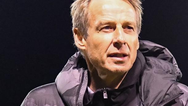 """Hertha BSC wirft Klinsmann """"Ego-Wahn"""" vor"""