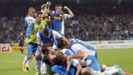 Forssell rettet Bochums kuriose 1:1-Serie