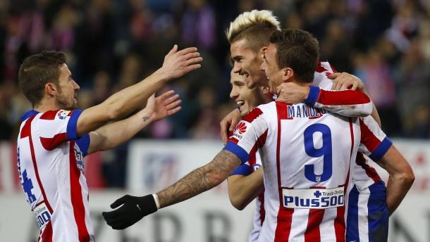 Juve und Atlético sind gerüstet