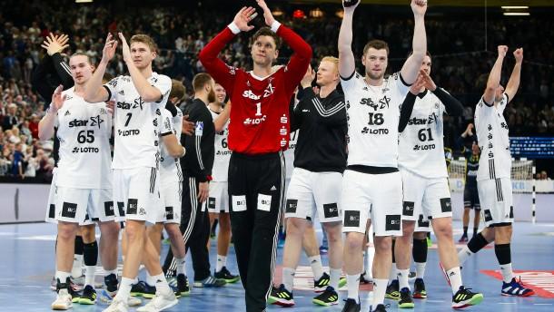 THW Kiel behauptet seine Position