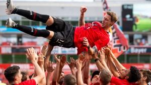 Leverkusen fehlen ein paar Tore