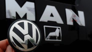 VW will MAN von der Börse nehmen
