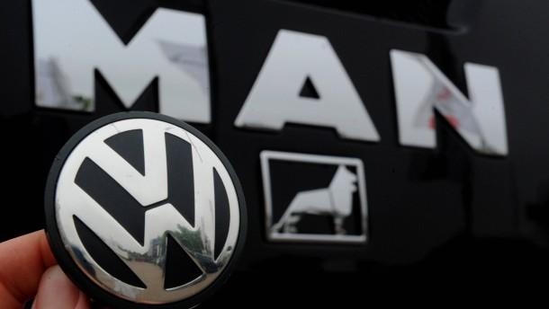 Nur noch eine Marke von VW