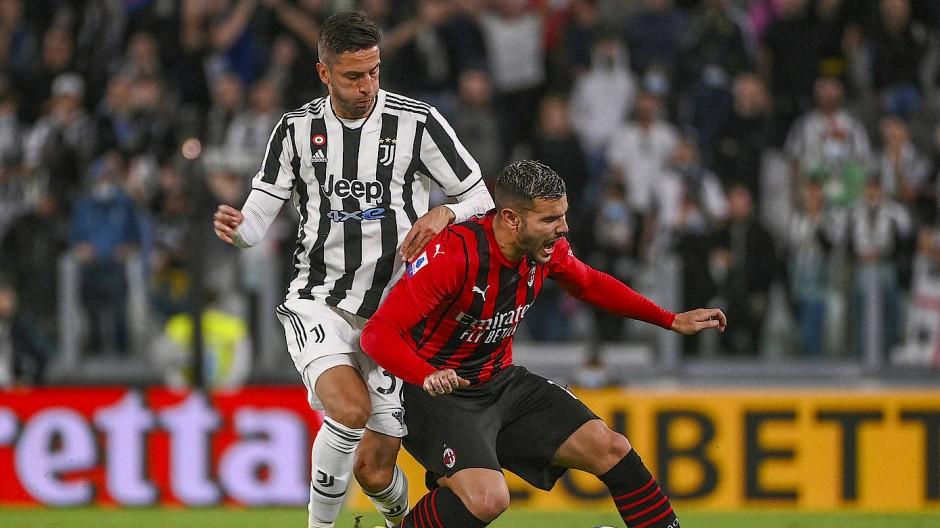 Juventus Turin startet schlecht in die Saison: Erst im fünften Spiel konnte die Mannschaft das erste Mal gewinnen.
