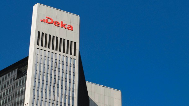 Sparkassen übernehmen Deka vollständig