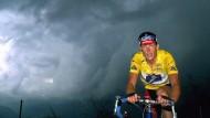 Gewitterstimmung über Lance Armstrong: Der Mann, der die Tour dominierte, wird von seinen Doping-Taten eingeholt