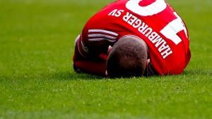 HSV verspielt Aufstieg mit einer Blamage