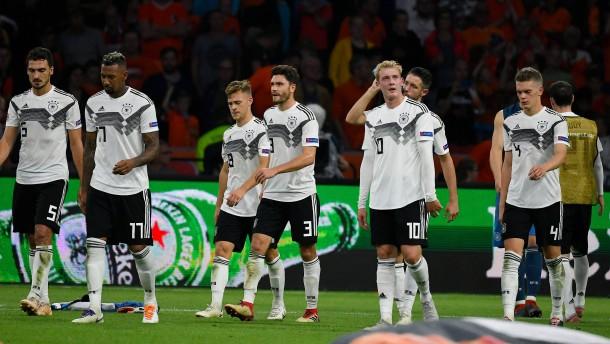 Gnade für Absteiger Deutschland?