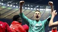 """""""Besser hätte man das Drehbuch nicht schreiben können"""": Manuel Neuer."""