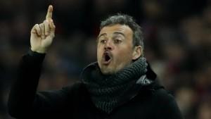 Barça-Trainer verliert nach Debakel die Nerven