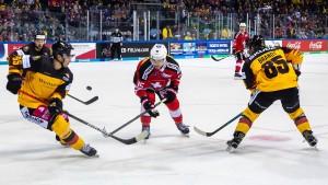 Eishockey-Team verpasst Prestigeerfolg