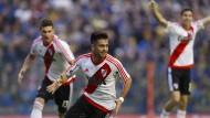 River Plate düpiert Boca Juniors im Superclásico