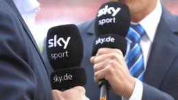 Pay-TV-Sender Sky verärgert Klubs der zweiten Liga