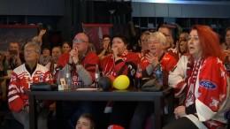 Kölner Eishockeyfans sind stolz auf Olympisches Silber