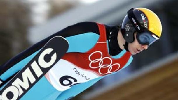 Deutsche Skispringer schaffen Qualifikation