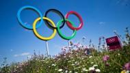 Weitere 45 Olympia-Athleten unter Dopingverdacht