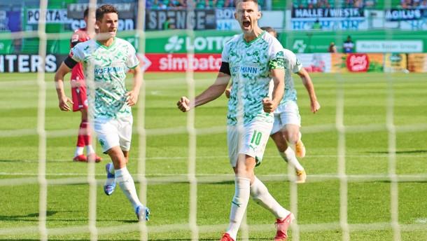 Mit Spaß und Freude gegen die Bayern