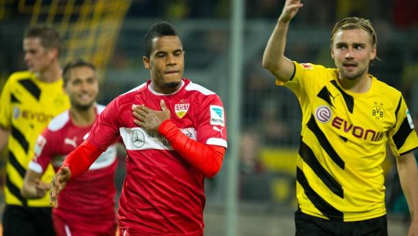 Auch ohne Bobic kassiert der VfB späte Tore