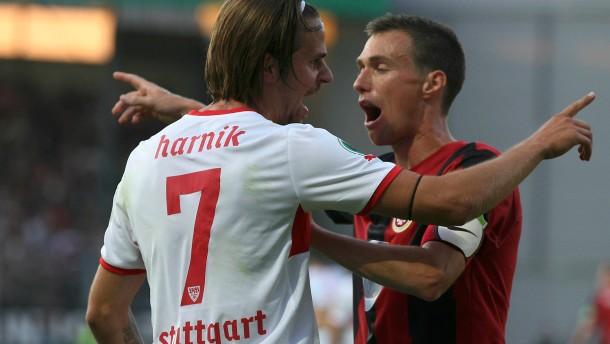 Déjà-vu für Wehen Wiesbaden gegen Stuttgart