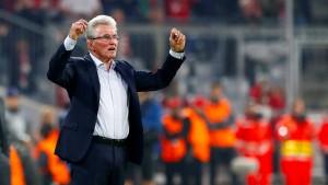 Heynckes kann auch noch Champions League
