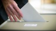Kompliziert: Ein ausgeglichenes Überhangmandat verhilft der SPD in Niedersachsen zum Sieg