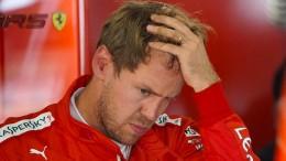 Jetzt werden Vettels Probleme noch größer
