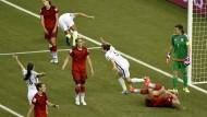 Deutschland verpasst das WM-Finale
