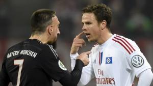 Die Bayern klären die Kräfteverhältnisse
