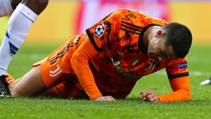 Ronaldos Albtraum droht wieder wahr zu werden