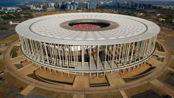 Die absurde Idee mit dem WM-Stadion in Brasilia