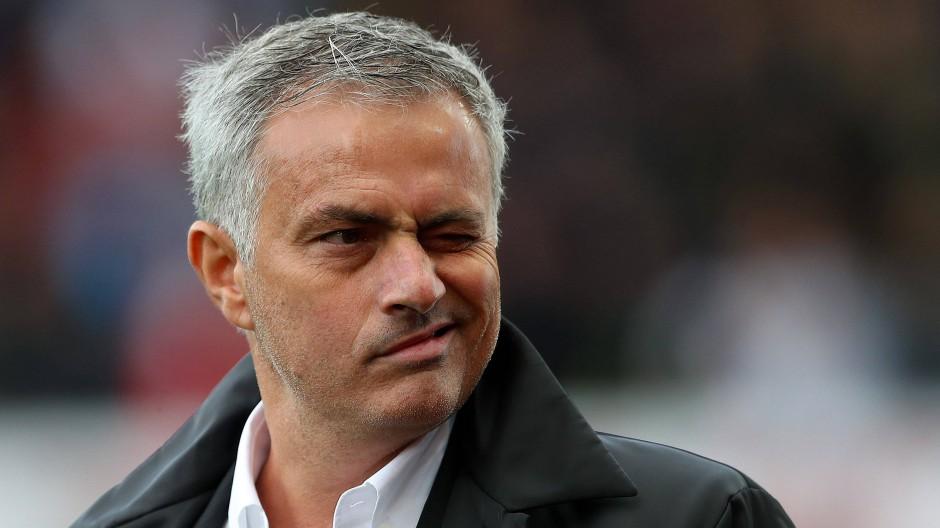 Hat er es noch drauf? José Mourinho soll Tottenham Erfolge bescheren.