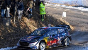 Der Rallye-Kaiser im Privatwagen