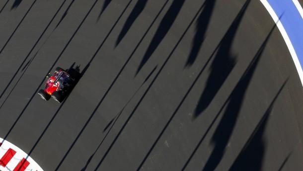 Gebremste Hoffnung in der Formel 1