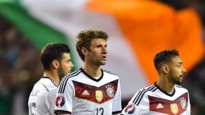 Deutschland zum Nachsitzen verdonnert