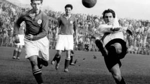 Einarmig im deutschen Fußball-Nationalteam