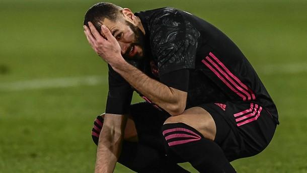 Patzer von Real Madrid – Probleme für Barça