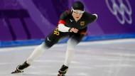 Pechstein Neunte bei siebten Winterspielen