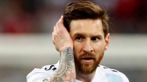 Die großen Leiden des Lionel Messi