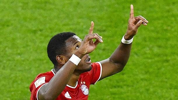 Eine Hintertür für Alaba beim FC Bayern