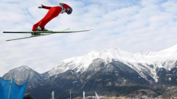 Schlierenzauer siegt auch in Innsbruck