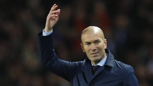 Das große Dilemma des Zinedine Zidane