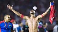 Phantomtor verhilft Panama zur WM