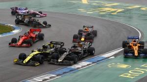 Wie lässt sich die Formel 1 interessanter machen?