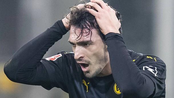 Dortmunder Probleme werden immer größer