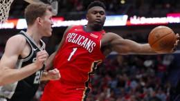 Begeisterndes NBA-Debüt von Top-Talent