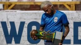 Neymar provoziert und forciert seinen Abgang