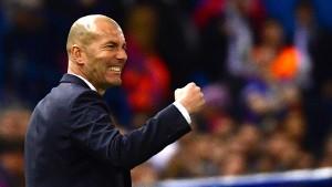 Historische Chance für Real Madrid und Zidane