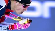 Nicht zu schlagen bei der Tour de Ski: Johannes Hoesflot Klaebo.