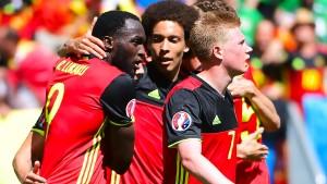 Geheimfavorit Belgien meldet sich zurück